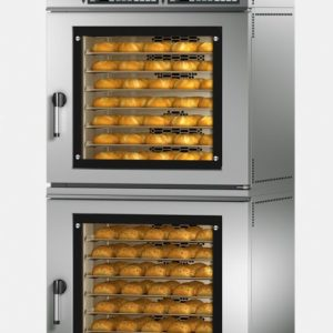 MIWE econo - 2 x 8 tray ovens
