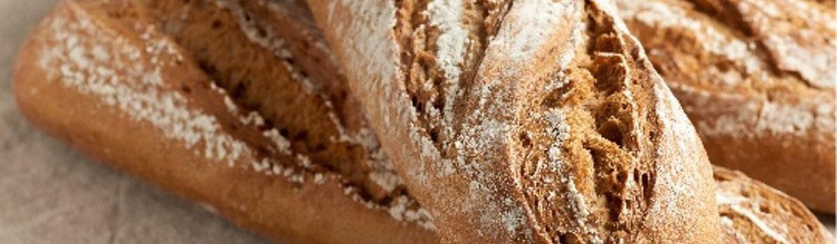 Sourdough-baguette